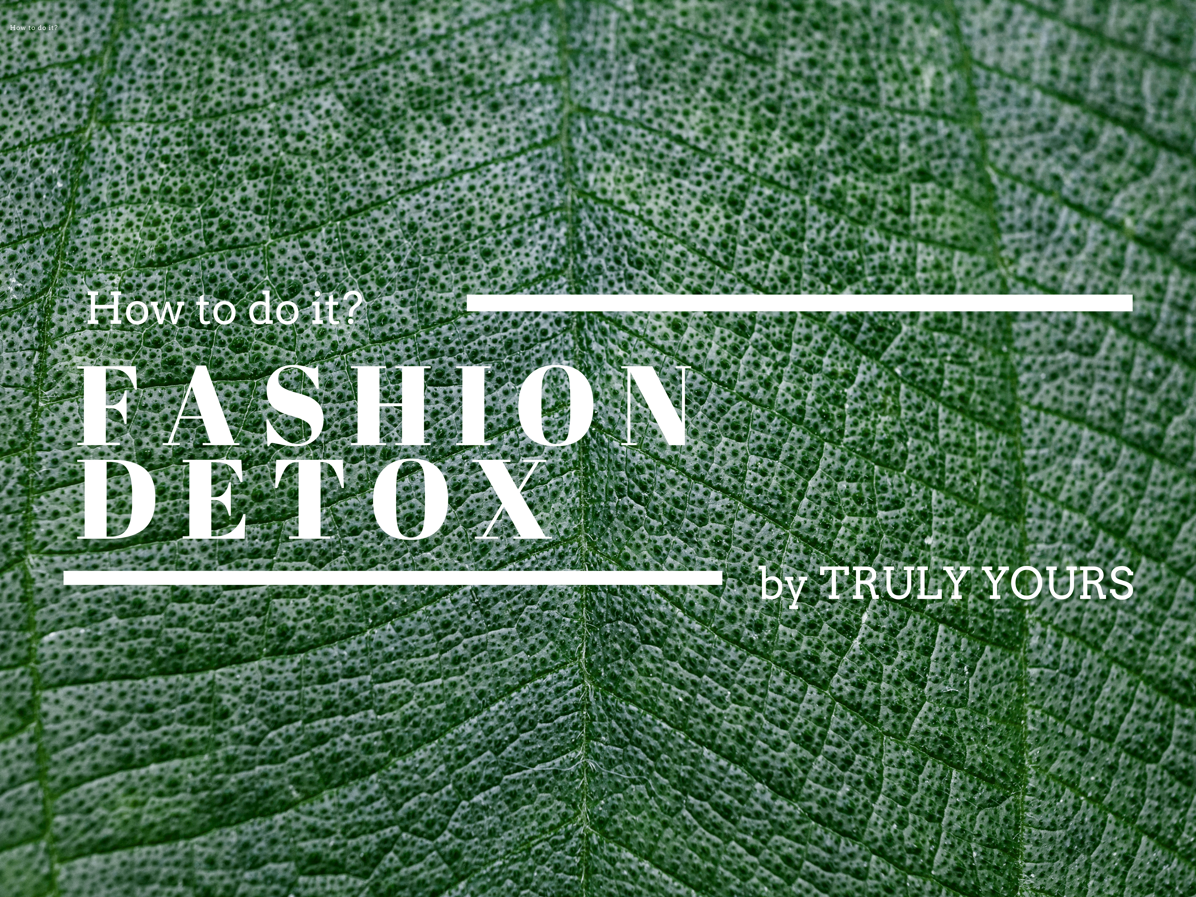 Fashiondetox_fashion mode Bekleidung nachhaltig
