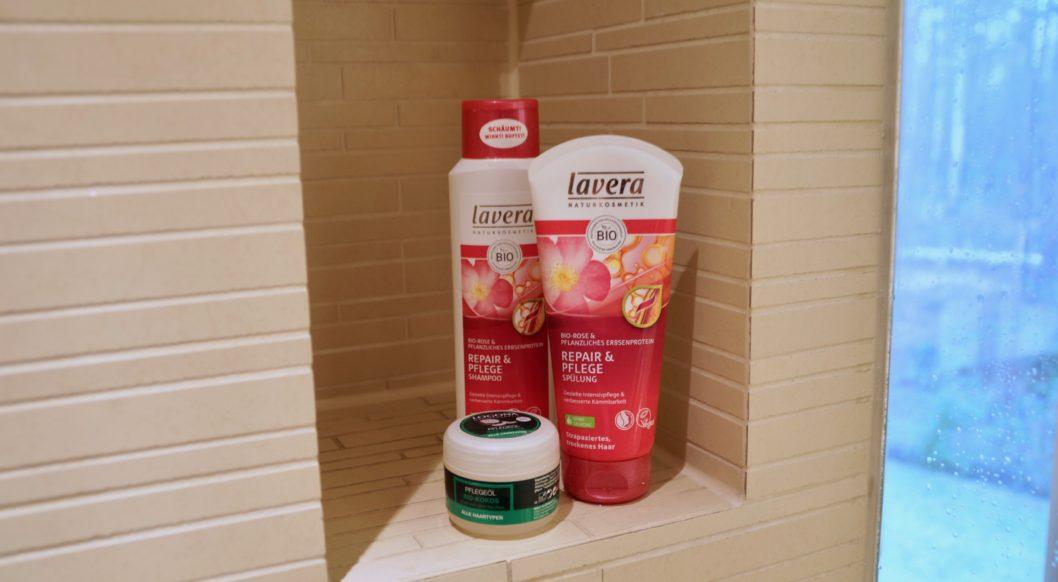 logona pfelgeöl bio kokos alle haartypen_lavera repair & pflege shampoo und spülung Naturkosmetik