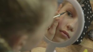 Rote Lippen, grünes Label Dokumentation Film