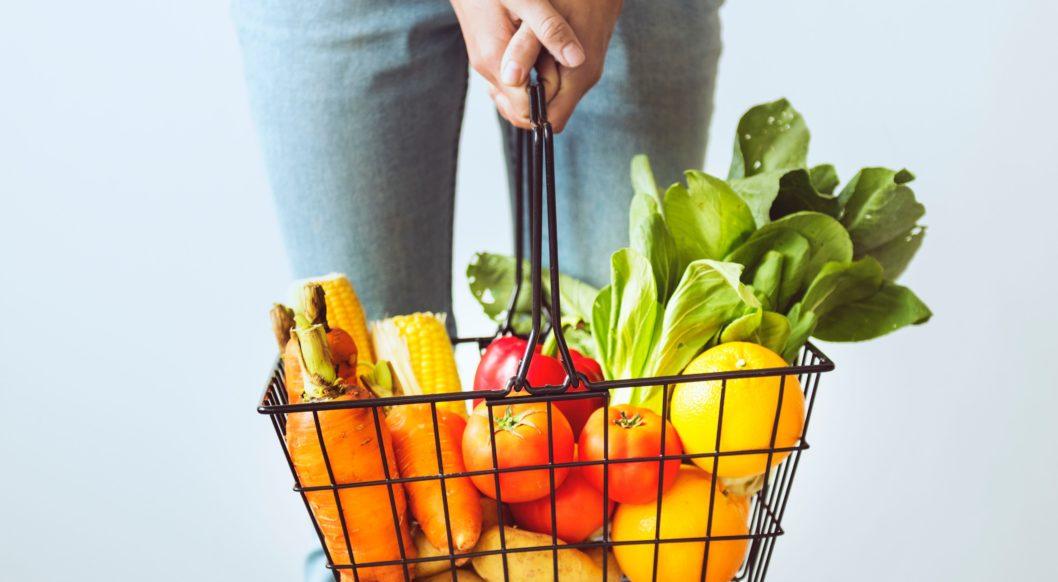 Gemüse unverpackt regional