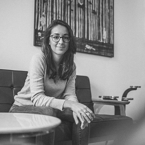 Miriam Pesch Founder sustaynme