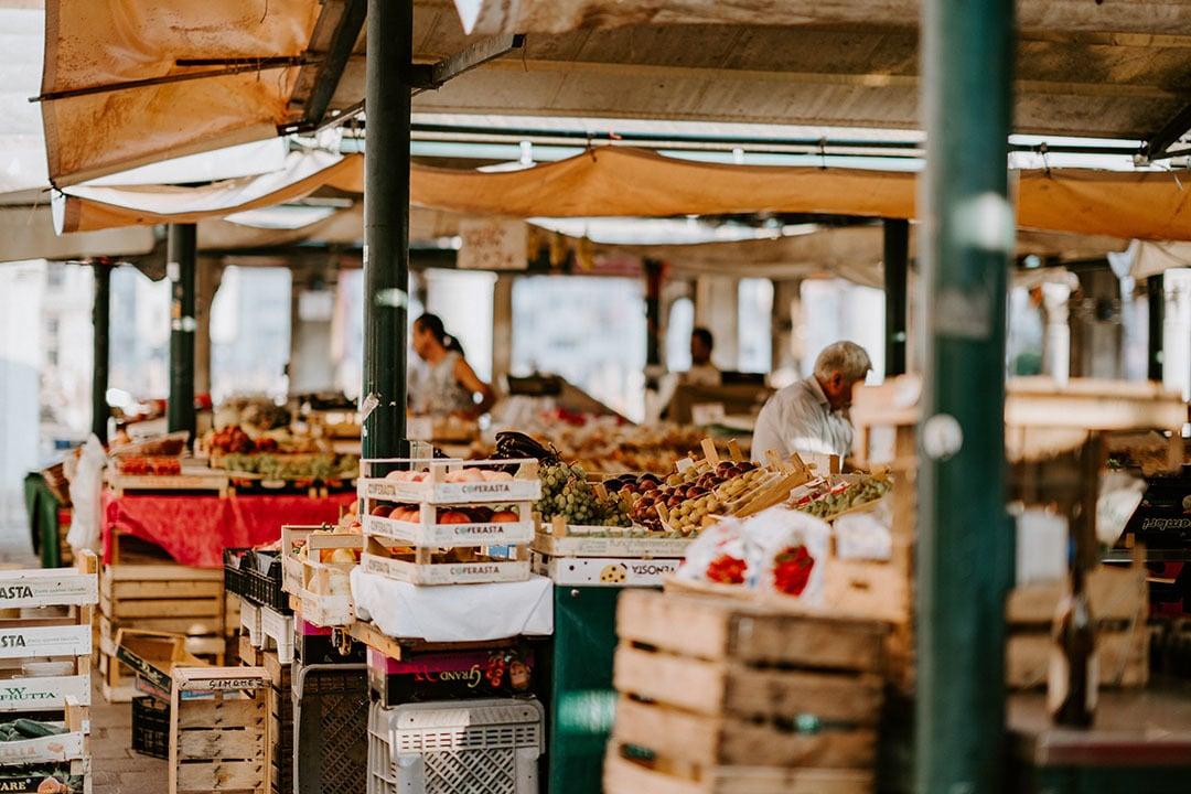 wochenmarkt farmersmarket regional einkaufen sustaynme