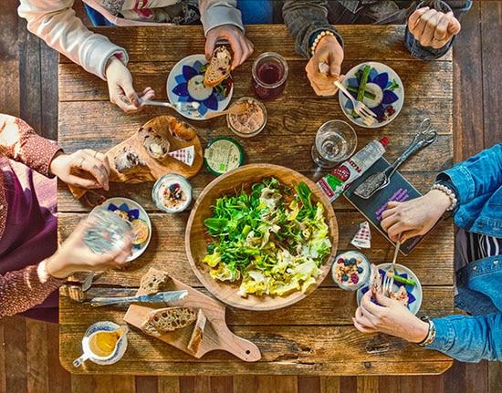 nachhaltig schlemmen essen vegan vegetarisch